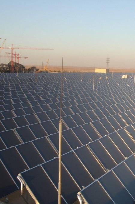 GREENoneTEC Großprojekt Riad