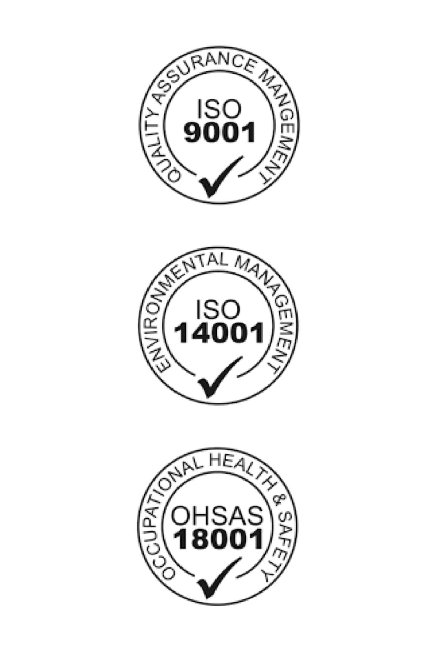 GREENoneTEC Zertifizierungen Umwelt Qualität Gesundheit